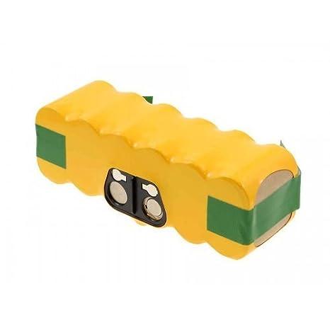 Batería para Robot Aspirador iRobot Roomba 627 4500mAh: Amazon.es: Electrónica