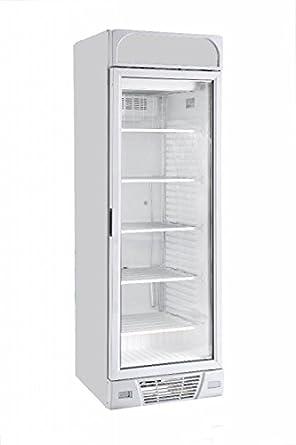 Sterling Pro bbvf372 puerta de cristal pantalla congelador, 382 L ...