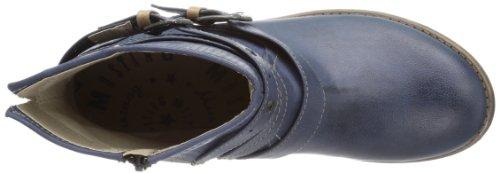 Mustang1134-503-8 - botas Mujer Azul - Blau (8 blau)