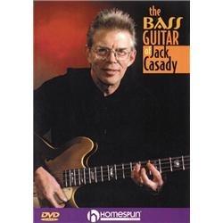 - Homespun The Bass Guitar Of Jack Casady (Dvd)