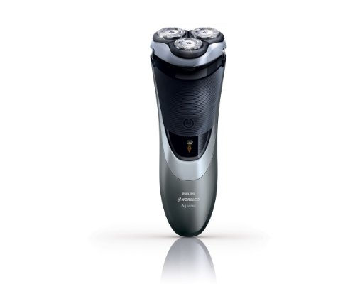 31PbtsodmiL - Philips Norelco Shaver 4500, Rechargeable Wet/Dry Electric Shaver, with Pop-up Trimmer & Cleaning Brush, AT830/41 Frustration Free Packaging