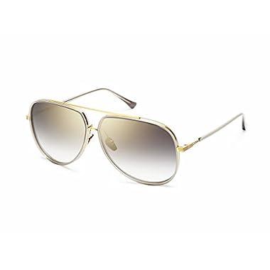 dfffd62ff9d Dita Condor Two 21010-B-GRY-GLD-62 Sunglasses