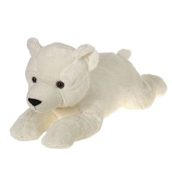 big stuffed animal polar bear - 2