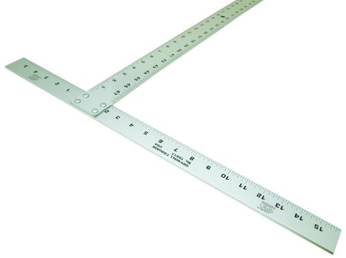 Drywall T-square (QLT By MARSHALLTOWN TS917 47-7/8-Inch by 22-Inch Drywall T-Square)
