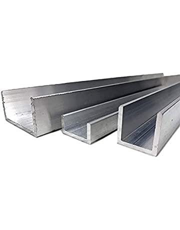 + 0//2000/mm//–/3/mm B /& D Metal Square Tube Powder-Coated Aluminium 40/x 40/x 2/mm Silver Anodised E6//EV1/Size 2/M