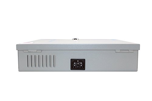 18 Channels 30 Amps CCTV Surveillance High Efficiency Power Box 12VDC Security Camera Power Supply With LED Indicator, 1.6A PTC Smart Fused Included UL Listed by CCTVOnSales (Image #5)