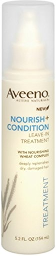 AVEENO ACTIVE NATURALS Nourish+Condition Leave-In Treatment