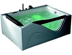 Vasca Da Bagno Per Due : Vasca da bagno con idromassaggio detroit per persone