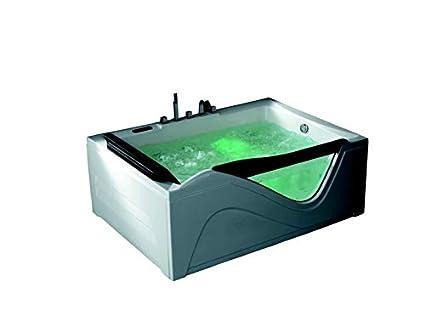 Vasca Da Bagno Per Due : Whirlpool hampton vasca da bagno vasca idromassaggio per