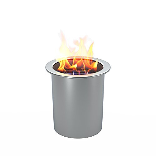 Regal Flame Convert Gel Fuel Cans to Ethanol Cup Burner Insert by Regal Flame