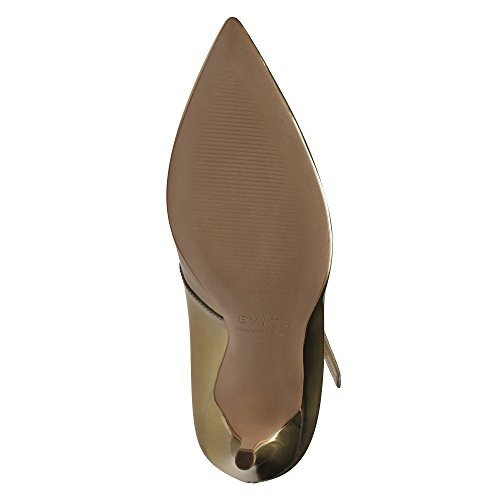 Cuir Or 36 Alina Femme Brush Femme Cuir Escarpins Brush Escarpins Alina Or TnFFfw