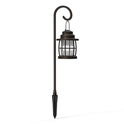 Light Bulb Collection - Malibu Harbor Collection LED Pathway Light LED Low Voltage Landscape Lighting, Hanging Pathway Lights Dual Use Shepherd Hook Lights for Driveway, Yard, Lawn, Pathway, Garden 8422-4110-01
