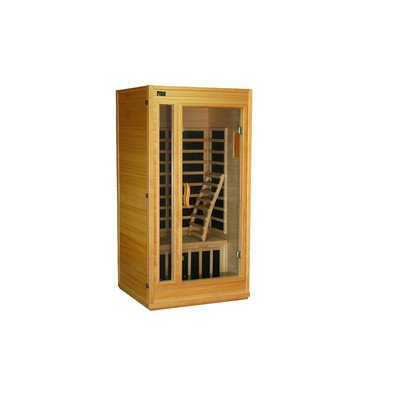 Great American Sauna Company M Series 2 Person Sauna