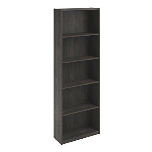 Advantage 5 Shelf Bookcase - 5