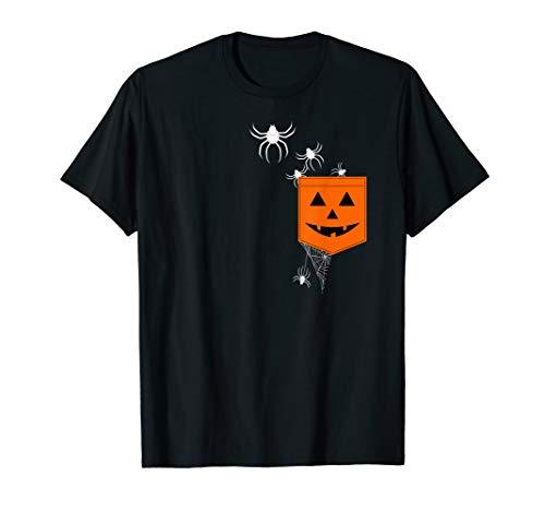 Halloween Shirt Halloween Tshirt Funny Pumpkin Scary Spooky]()