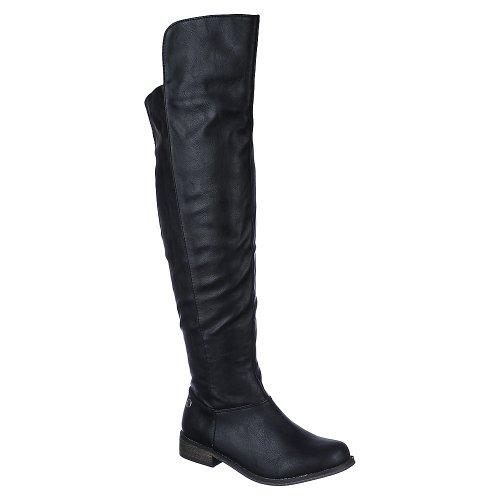 Tenesee Womens Black 17 Breckelle's Boot w4fcygnXBq