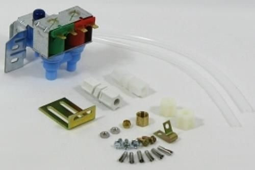 fastoworld Solenoid Inlet Water Valve for Kitchenaid Refrigerators