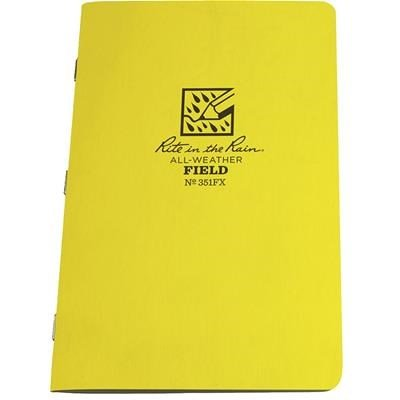 Rite in the Rain Field Notebooks, 4 5/8'' x 7'', Pkg. of 3 By Tabletop King by Tabletop King
