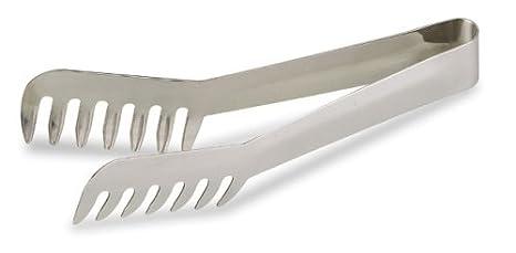 Amazon.com: Lacor 62986 Pasta Tong, 19 cm. ST. Acero ...