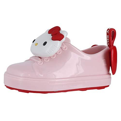 Mini Melissa Be+ Hello Kitty Pink Kids Girls Sneakers Size 12M (Hello Kitty Sneakers For Girls)