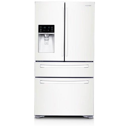 Samsung RF31FMEDBWW French Door Refrigerator with FlexZone Drawer, 31.0 Cubic Feet, White (Samsung Smart Fridge compare prices)
