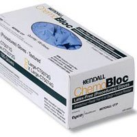 7580552 Chemobloc Nitrile PF 8mm 400/Ca XLarge by ABC Gloves