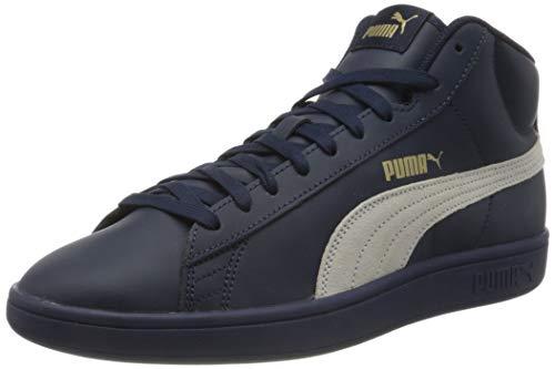 PUMA Smash V2 Mid L, Baskets Hautes Mixte Adulte