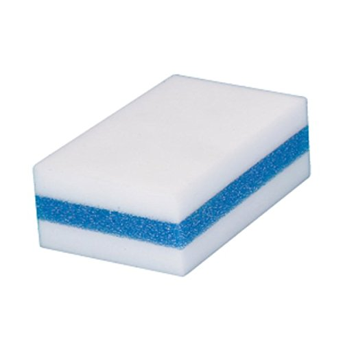 Tolco 280179 Mighty Sponge, 4.25'' Height, 1.5 '' Width, Blue/White (Pack of 24)