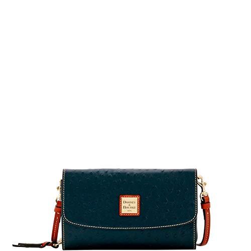 (Dooney & Bourke Ostrich Clutch Wallet Wallet)