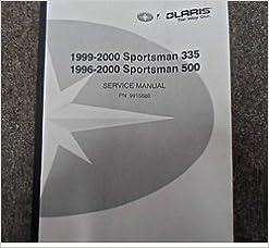 1998 polaris sportsman 500 repair manua ebook