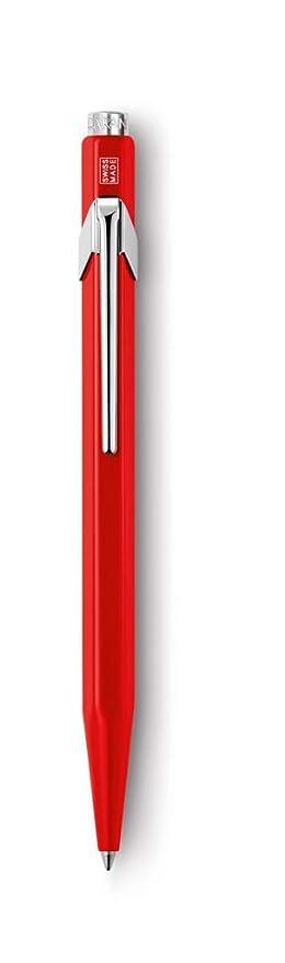 CARAN dACHE Rot Kugelschreiber 849 aus Metall