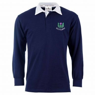 Scotland Retro Premium Rugby Shirt