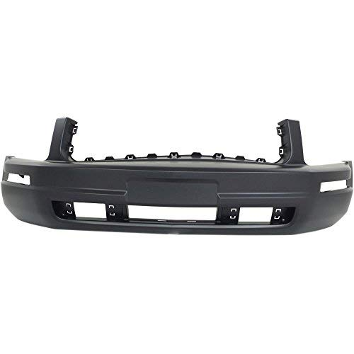 CAPA Certified Front Bumper Cover Primed for 2005-2009 Ford Mustang (2007 Ford Mustang Bumper)