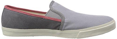 Timberland EK Hookset Camp FTM_Canvas Slip On - Zapatillas de lona para hombre gris gris 43