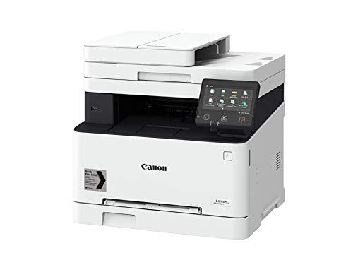 Impresora láser multifunción color Canon i-Sensys MF643Cdw blanca ...