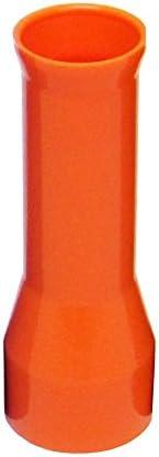 Quarters Orange A-C5-25C Cassida Coin Wrapping Tube fits Cassida C500//C850