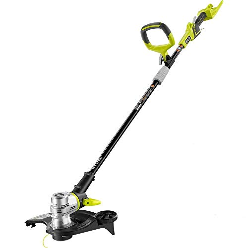 Ryobi RY40201A 40-Volt Baretool Lithium-Ion Cordless String Trimmer/Edger – Battery and Charger Not Included (Certified Refurb)