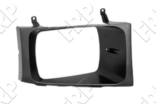 Action Crash Standard Right Headlight Bezel FO2513157