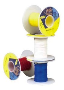 OK Industries Wire Roll, KSW Wire Wrapping, Blue,100'Roll