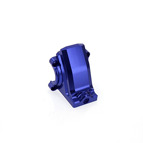 Atomik RC Traxxas X-Maxx Alloy Front/Rear Differential Cover, Blue TRX 7780