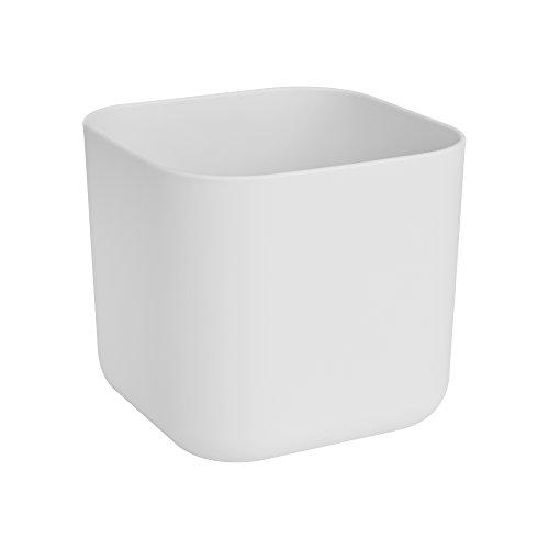 0089f8ebf2e Elho b.for soft square 18cm flowerpot - white - Buy Online in Oman ...