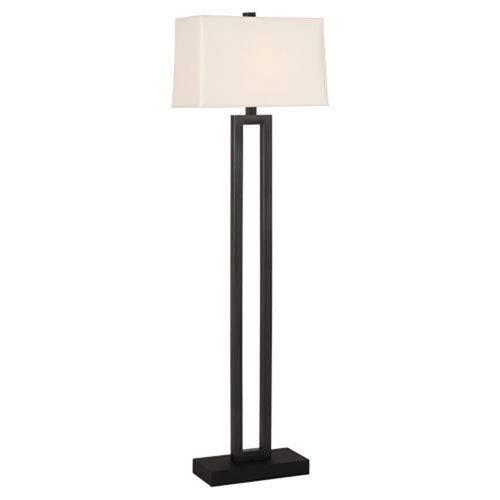 - Mill & Mason Adams Antique Bronze One-Light Floor Lamp