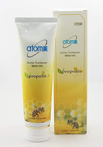 Atomy Toothpaste 1set (5 pcs) = Quick Delivery / Priority Mail