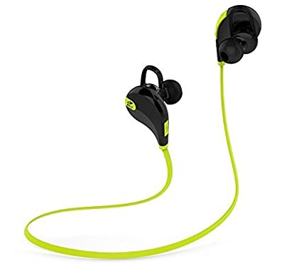 Soundpeats Qy7 V4.1 Bluetooth Mini Lightweight Wireless Stereo Sports/running & Gym/exercise Bluetooth Earbuds Headphones