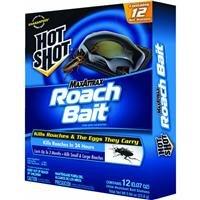 Hot Shot MaxAttrax Roach Bait 12 Count