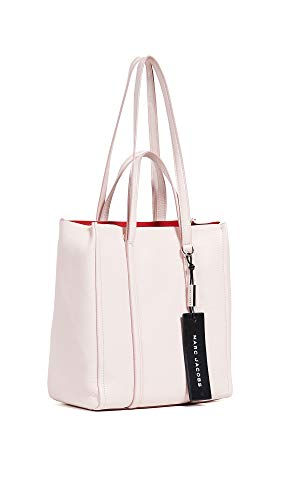 Marc Jacobs Women's The Tag 27 Tote, Blush, Pink, One Size - Marc Jacobs Large Tote