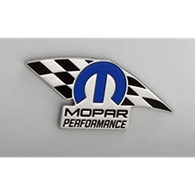 Mopar 82214234 Badge: Automotive