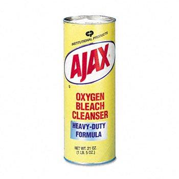 Colgate-Palmolive Ajax® Oxygen Bleach Powder Cleanser CLEANER,AJAX,OXGBLCH,21OZ T099620 (Pack (Colgate Palmolive Cleaner)