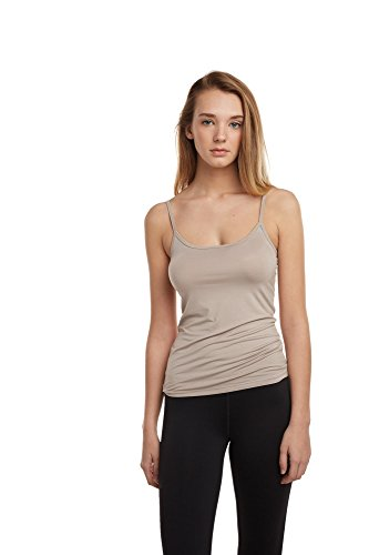 Foundation Women by Mr. Davis Tone Ultra Soft Bamboo Viscose Camisole size XS