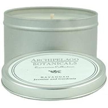 Archipelago Botanicals Savannah Candle in a Tin